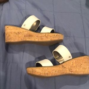 NWOT Sam Edelman wedge sandals